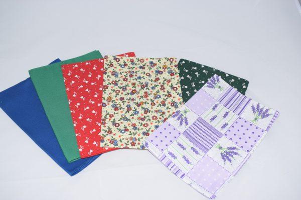Coperte pentru caiete din textil A5 si A4