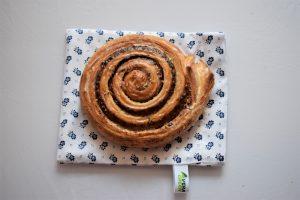 Sac pentru paine si produse de panificatie ecologic