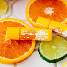 Balsam de buze cu Musetel si citrice